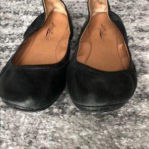 Lucky Brand Shoes - Lucky Brand Emmie Ballet Flat - Black